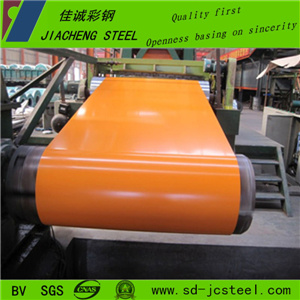 China Supplier Dx51d PPGI for Roofing