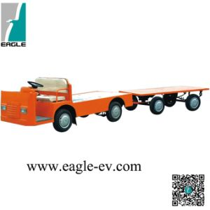 Small Electric Truck with a Rear Trailer pictures & photos