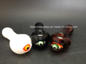 High Quality Hand Blown Amazing Eye Glass Pipe Hand Pipe Wholesale