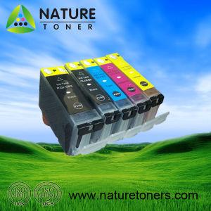 PGI-5BK, CLI-8BK/C/M/Y/PC/PM/R/G Compatible Ink Cartridge for Canon Printer pictures & photos