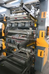 High Speed Flexographic Printing Machine 6 Color pictures & photos