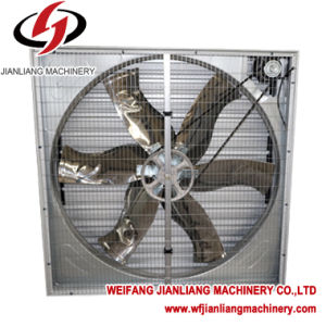 Hot Sales--Centrifuga Husbandryl Industrial Push-Pull Ventilation Industrial Exhaust Fan for Greenhouse Farm. pictures & photos