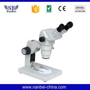 Lab Equipment with Binocular Price Optical Stereo Microscope pictures & photos