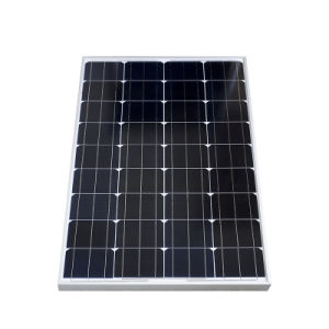 High Efficiency 100W Mono Solar Panel with Best Quality pictures & photos
