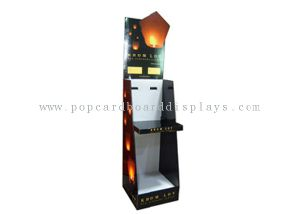 Retail Floor Display/ Floor Cardboard Displays (ENFD316)