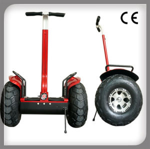 2000W 2-Wheel Self Balancing Electric Scooter Specification pictures & photos