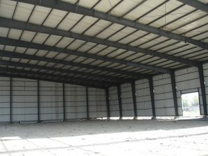 Steel Structure Portal Frame Buildings