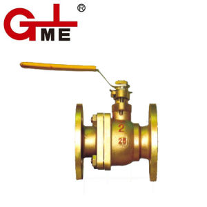 Oxygen Special Floating Ball Valve (Qy41F) pictures & photos