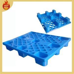 Antistatic Hygienic Blue Plastic Pallet pictures & photos