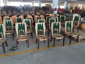 Chair/Hotel Chair/Restaurant Chair/Foshan Hotel Chair/Solid Wood Frame Chair/Dining Chair (NCHC-0315) pictures & photos