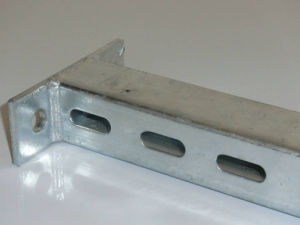 C Type Channel Steel Bracket pictures & photos