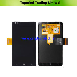 Mobile Phone LCD Display for Nokia Lumia 900 with Touch Screen pictures & photos