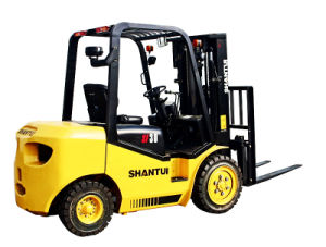 1.5 Ton Diesel Forklift with Japan Engine for Rusia pictures & photos