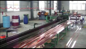 High Automation Big Capacity Auto Hydraulic Cold Drawing Machine Copper Rod and Busbar Drawing Machine C pictures & photos