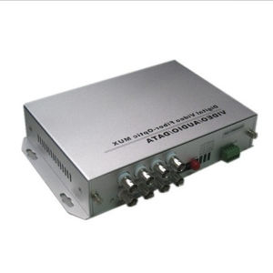 Professional 8 Channel Video + 1 Channel Return Data Media Converter
