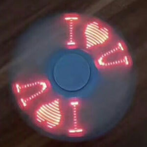 LED Fantasy Spinner Flash Pattern Hand Spinner Fidget Spinner pictures & photos