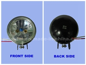 24V 75W 3′′ Crystal Sealed Beam for Auto by Peidelai pictures & photos