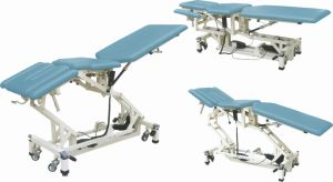 High Quality Lumbar Spinal Cord Treatment Table pictures & photos