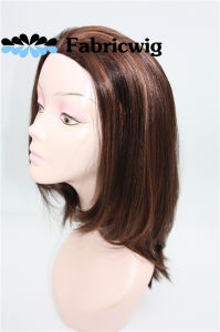 Kanekalon Machine Made Wig pictures & photos