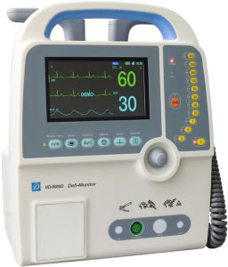 Med-De-9000d Monophasic Defibrillator Monitor Price pictures & photos
