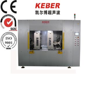 Horizontal Hot Plate Welding Machine for Refrigerator Drawer (KEB-RB6550) pictures & photos