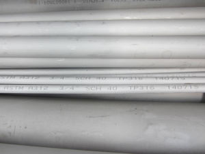 201 301 304 304L 321 316 316L 317 317L 410 Stainless Steel Pipes, Stainless Steel Tubes pictures & photos