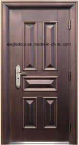 Middle East Sunscreen Steel Security Door (EF-S088) pictures & photos