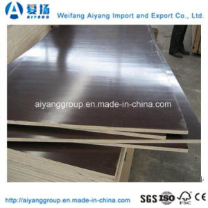 Construction Shuttering Brown Film Faced Plywood pictures & photos