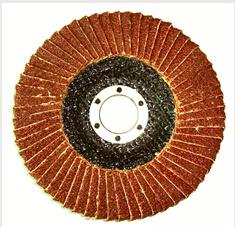 Flexible Polishing Coated Abrasives Flap Disc pictures & photos