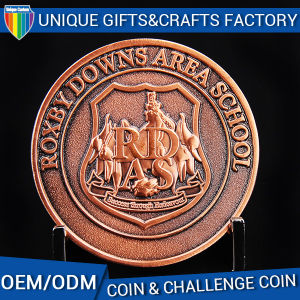 China Factory OEM Order for German Badge Coins Metal pictures & photos