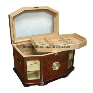 High Quality Wooden Cigar Humidor Cedar / Cigar Case pictures & photos
