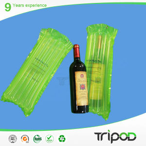 Air Dunnage Bag for Red Wine Bottle