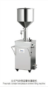 Vertical Constant Temperature Pneumatic Filling Machine