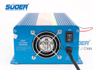 Suoer Battery Charger 15A Intelligent Battery Charger 24V with Four-Phase Charging Mode (MA-2415A) pictures & photos