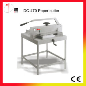 Wholesale----470mm Size Paper Cutting Machine pictures & photos