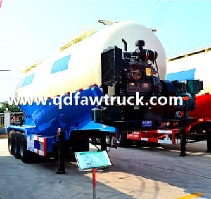 Hot Sale Chinese Cement/Powder Tanker Semi Trailer pictures & photos