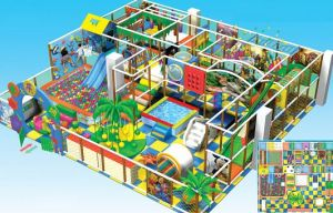 2014 Latest Naughty Castle Indoor Playground Equipments for Kids (TY-09001) pictures & photos