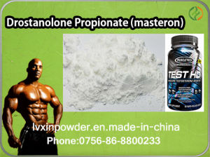 Drostanolone Propionate Raw Steroid Powders Muscle Enhancement pictures & photos