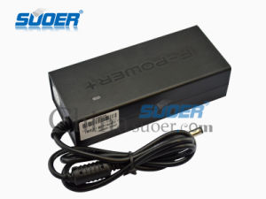 Suoer Manufacture Universal Power Adapter (FP-1205B) pictures & photos