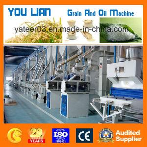 NZJ150 NZJ200 NZJ300 NZJ400 Complete Rice Mill Plant pictures & photos