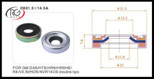 Auto Air-Condition Compressor Parts Mechanical Shaft Seal Rg31.5X14.3A pictures & photos