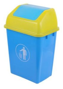 Suzhou Professional Manufacturer of 20L Outdoor Dustbin pictures & photos