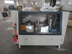 Qingdao Sosn Automatic Edge Banding Machine for Woodworking pictures & photos