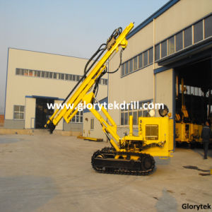 Excellent 580H(D) Crawler-Type DTH Drilling Rig pictures & photos