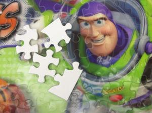 Custom New Design Cartoon 3D Printing Jigsaw Puzzle pictures & photos