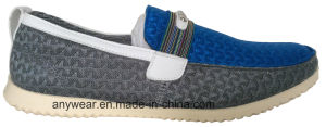 Leisure and Comfort Shoes for Men Casual Footwear (815-2910) pictures & photos