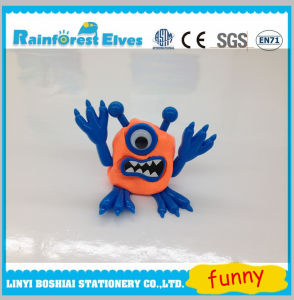 Do It Yourself Splodgy Melting Monster Putty - Create Your Own Monster