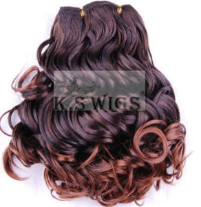 Cheap Price Synthetic Hair Pieces pictures & photos