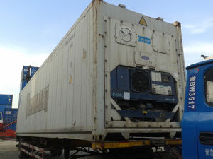 Used 40hc Refrigerated Container Foe Sale pictures & photos