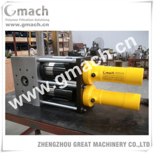 Dual Piston Screen Changer for LDPE Recycling Machine pictures & photos